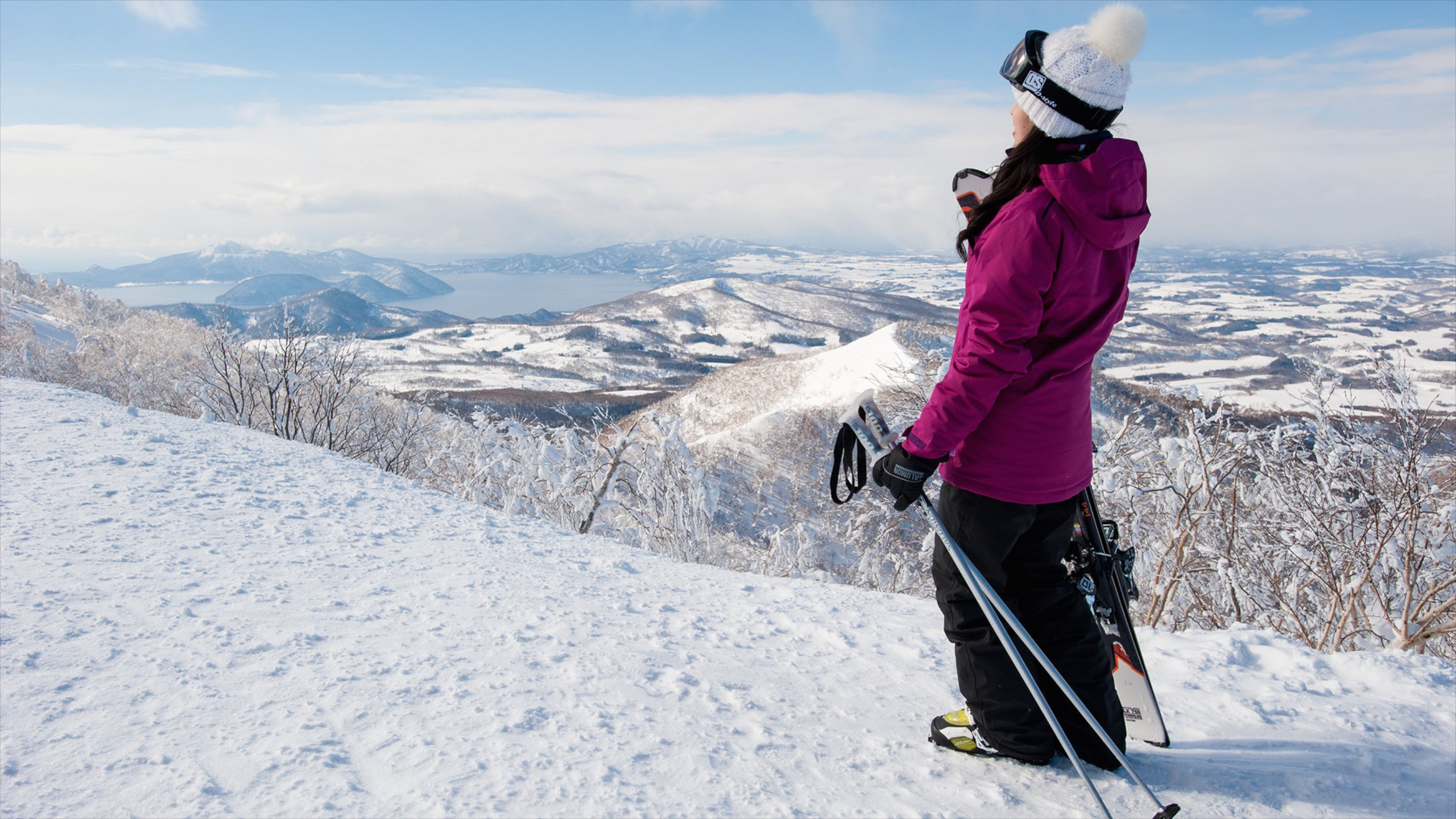 Visit a fabulous winter playground with miles of skiable trails for all levels and lots of snow-based fun away from the slopes.