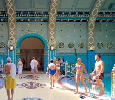 Gellert Thermal Baths and Swimming Pool