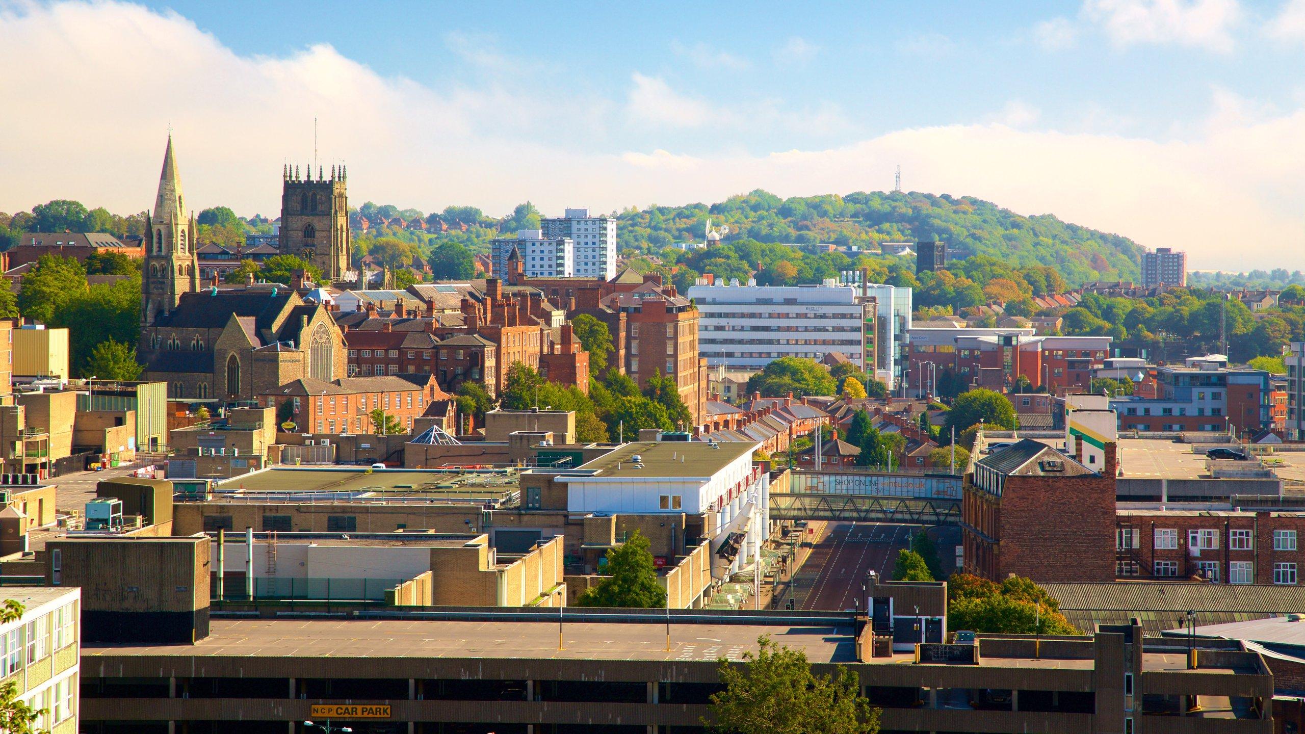Newark and Sherwood District, England, United Kingdom
