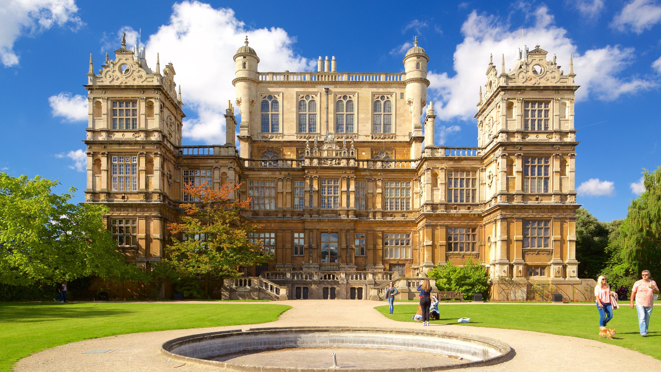 Image result for wollaton hall