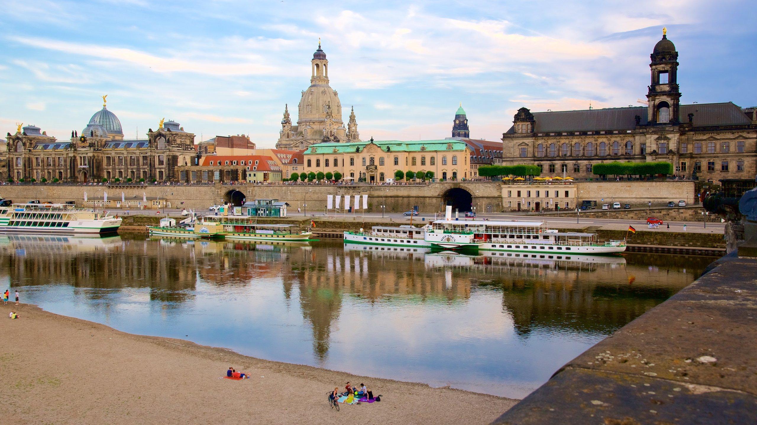 Innere Altstadt, Dresden, Saxony, Germany