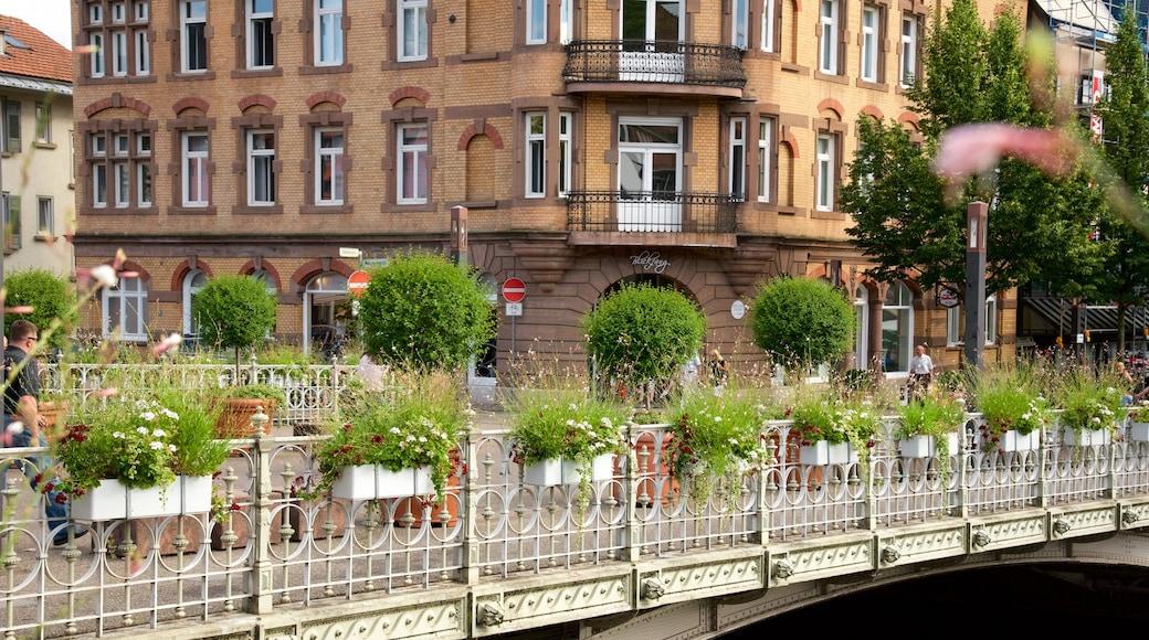Esslingen welches beinhaltet Straßenszenen