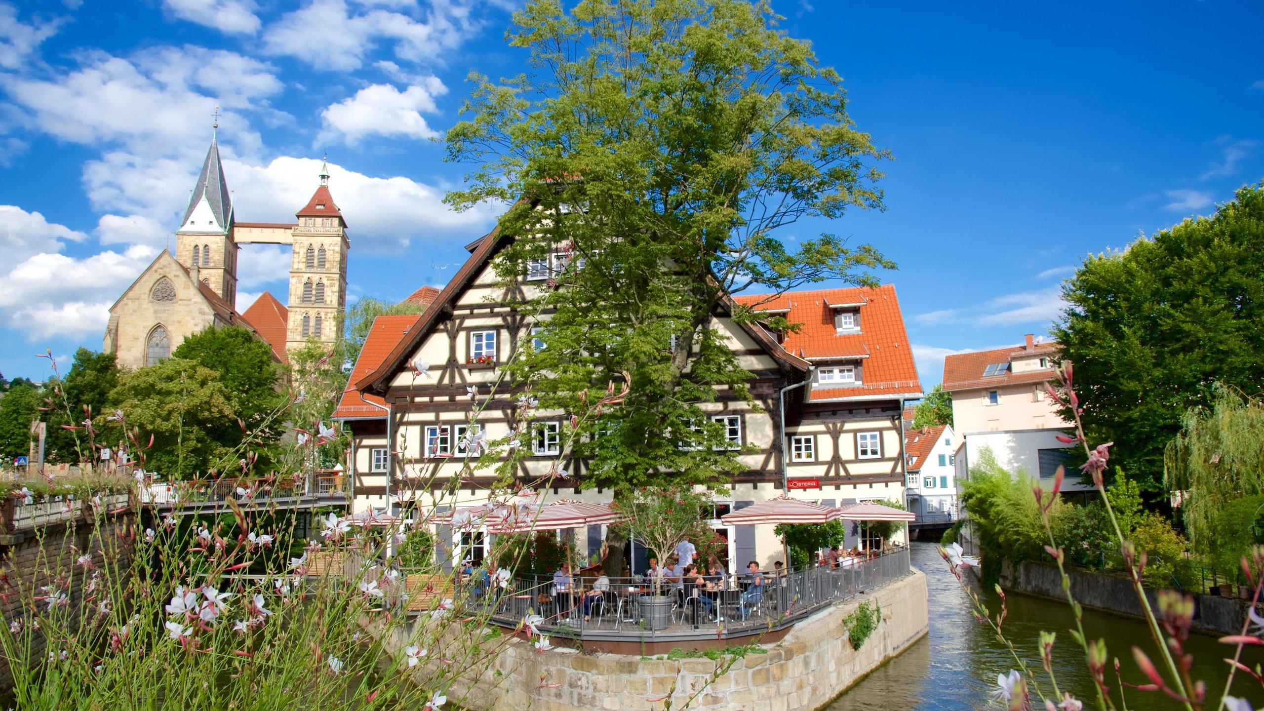 Esslingen, Baden-Württemberg, Deutschland