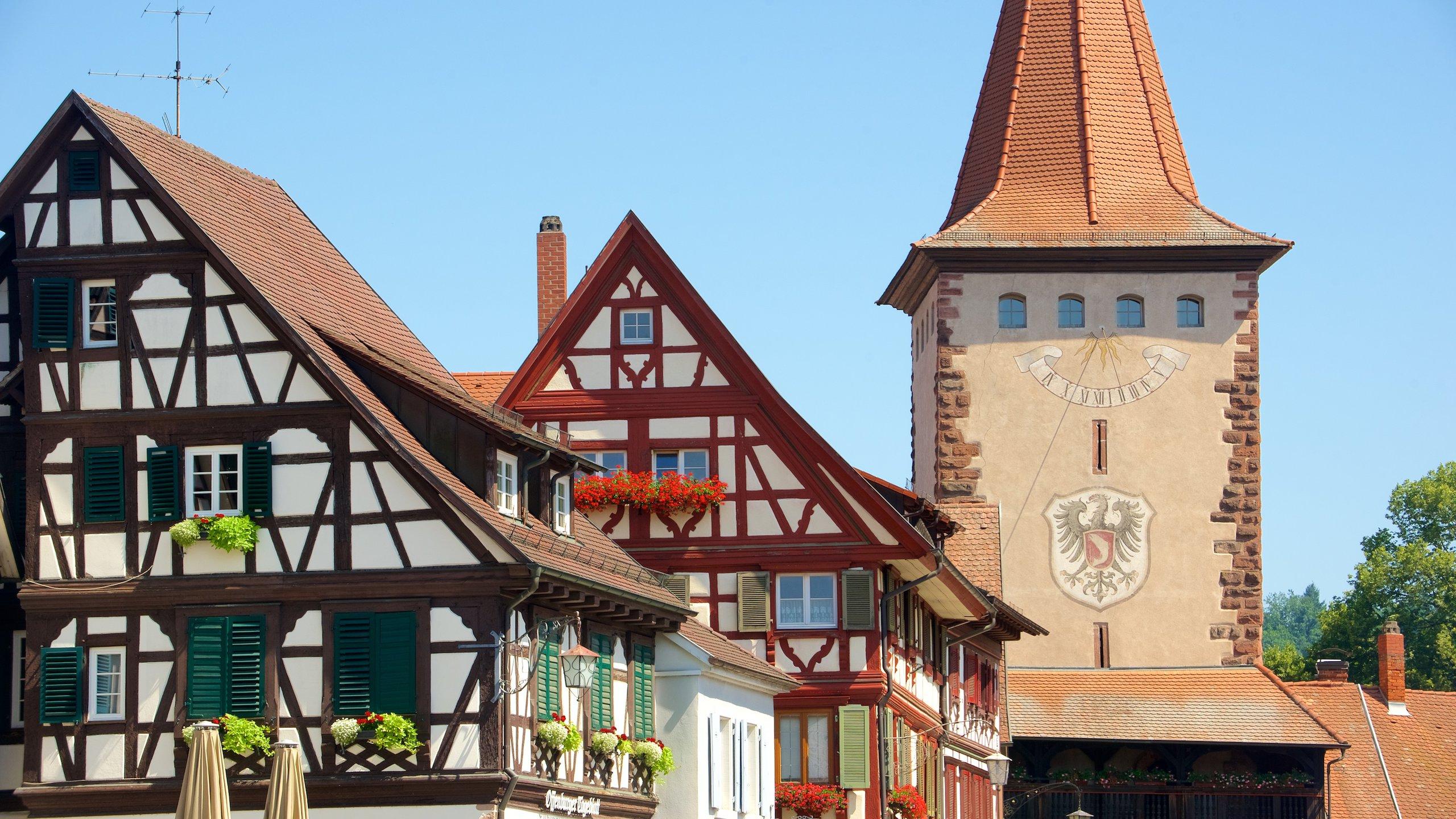 Gengenbach, Baden-Württemberg, Deutschland