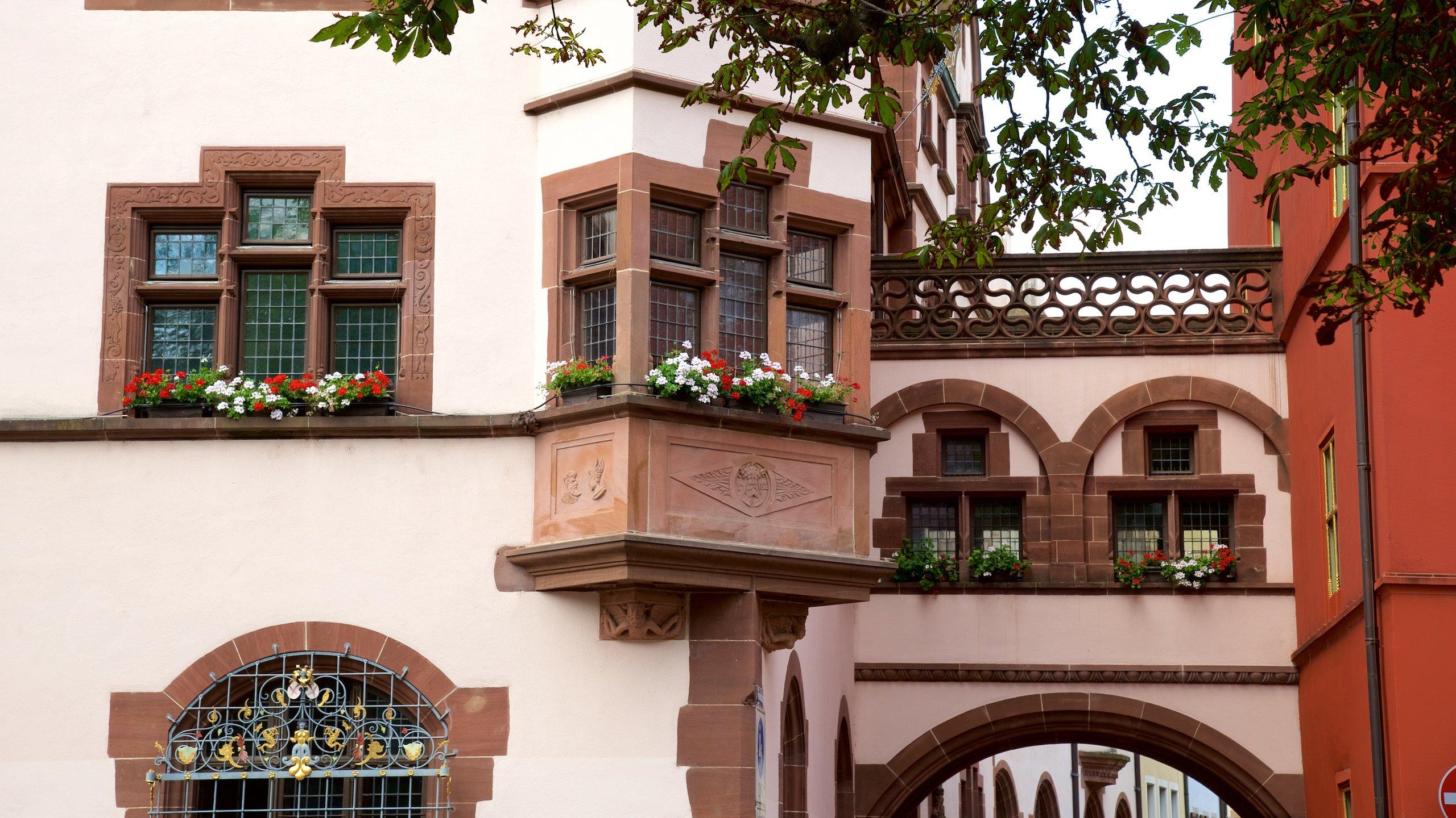 Old Town Hall (Altes Rathaus), Freiburg im Breisgau, Baden-Württemberg, Germany
