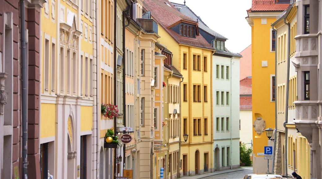 Bautzen og byder på gadeliv