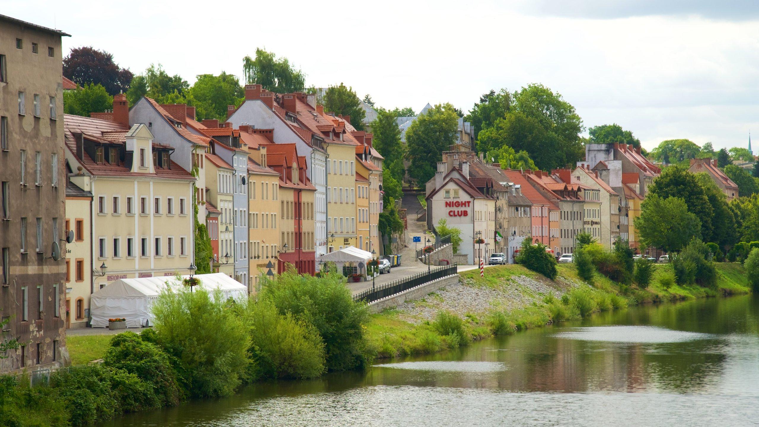 Goerlitz, Saksen, Duitsland