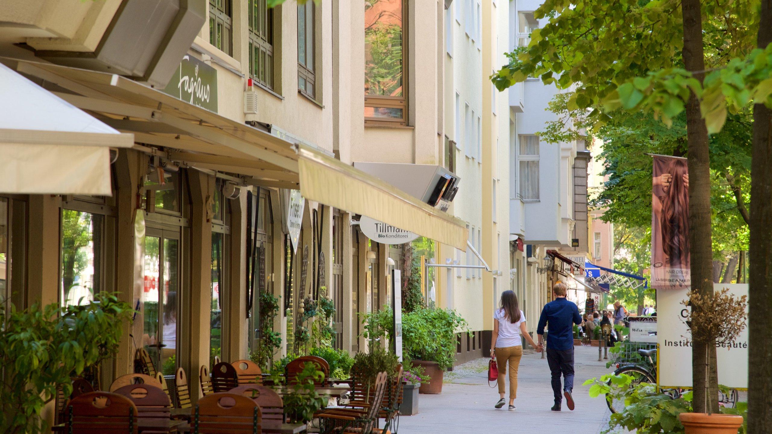 Wilmersdorf, Berlin, Deutschland
