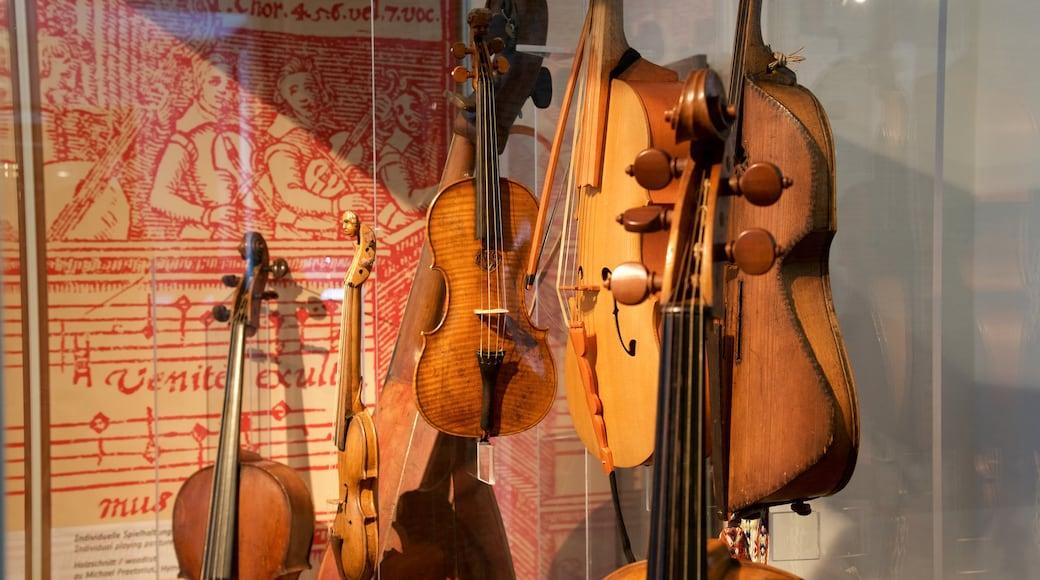 Grassi-Museum mit einem Innenansichten