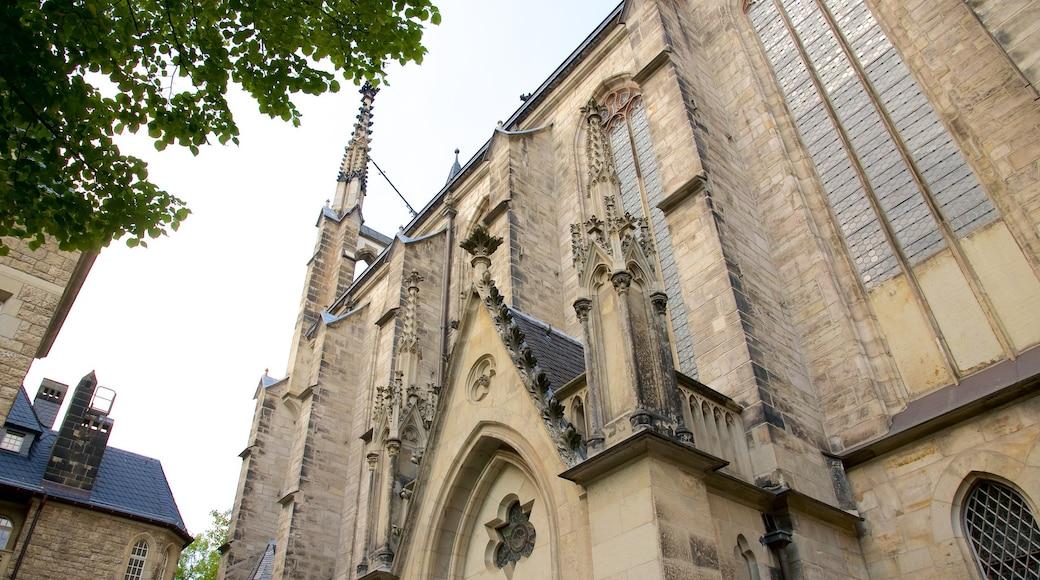 Thomaskirche welches beinhaltet historische Architektur