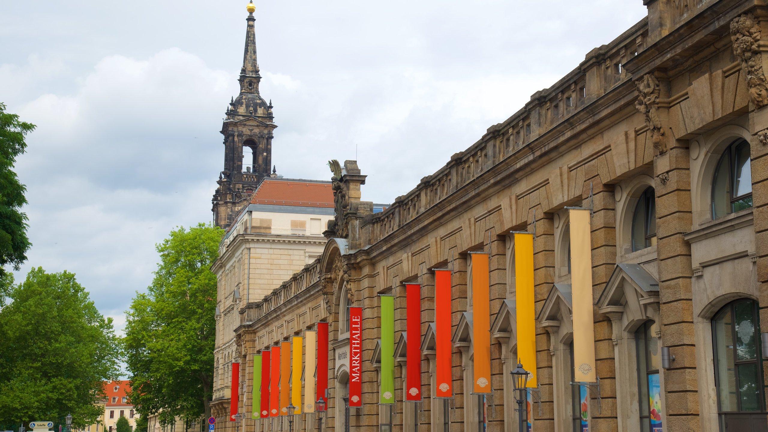 Innere Neustadt, Dresden, Saksen, Duitsland