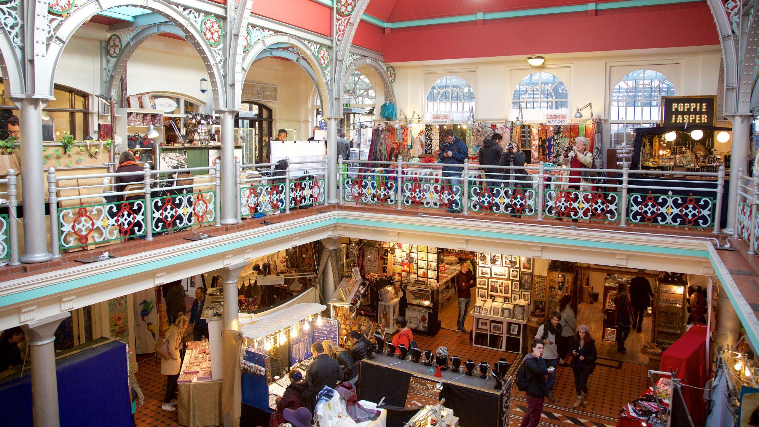 Camden Markets, London, England, Großbritannien