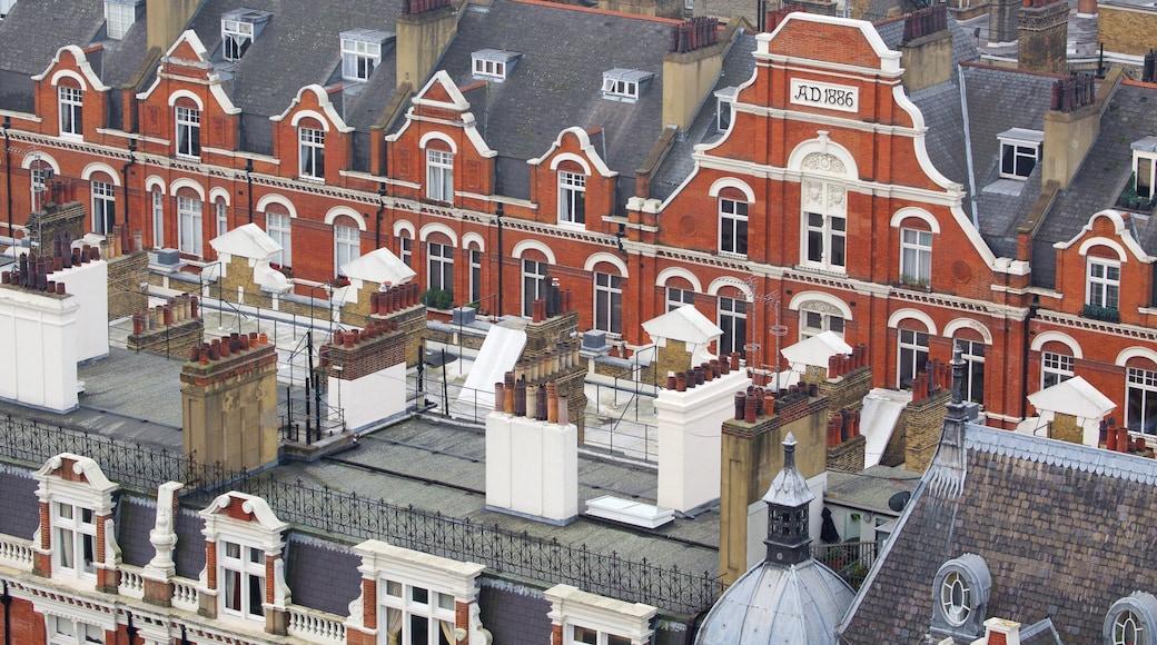 Victoria featuring heritage architecture