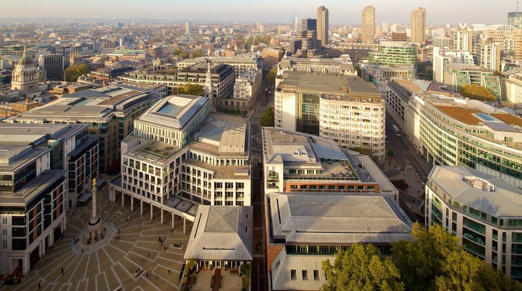 The City of London inclusief een stad