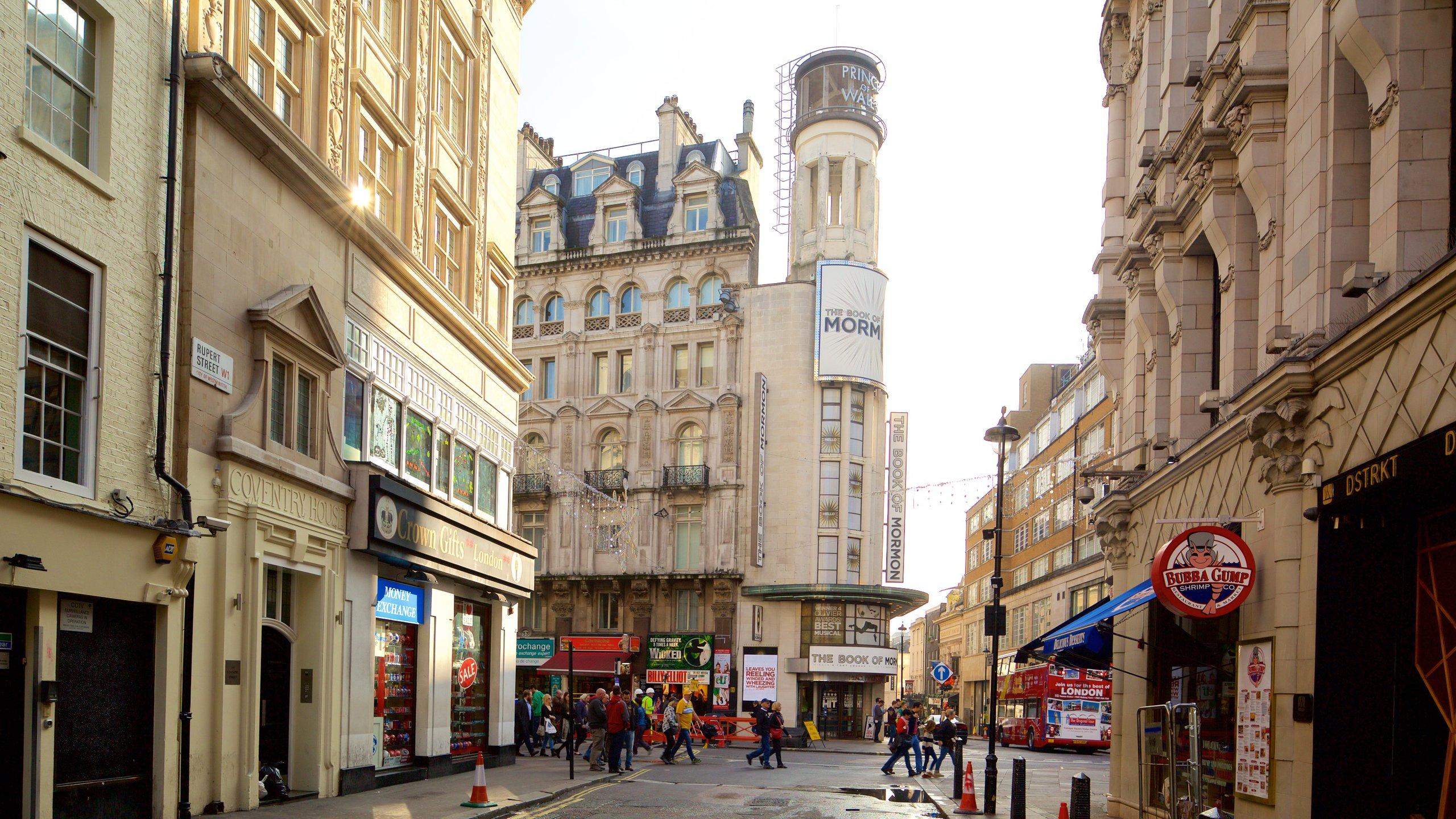 Prince of Wales Theatre, London, England, Großbritannien