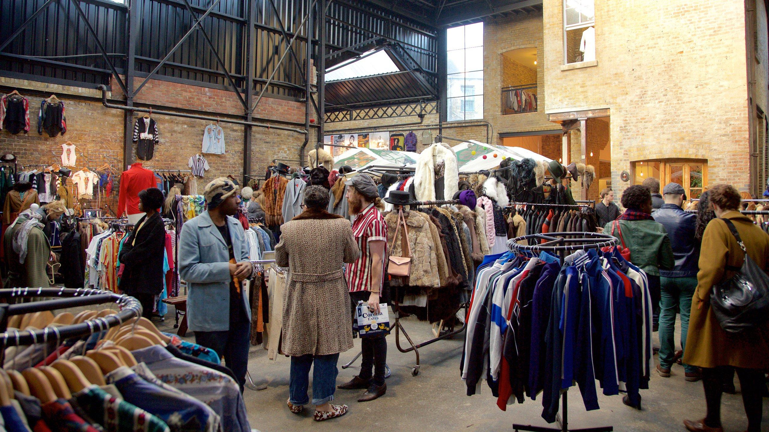 Old Spitalfields Market, London, England, United Kingdom