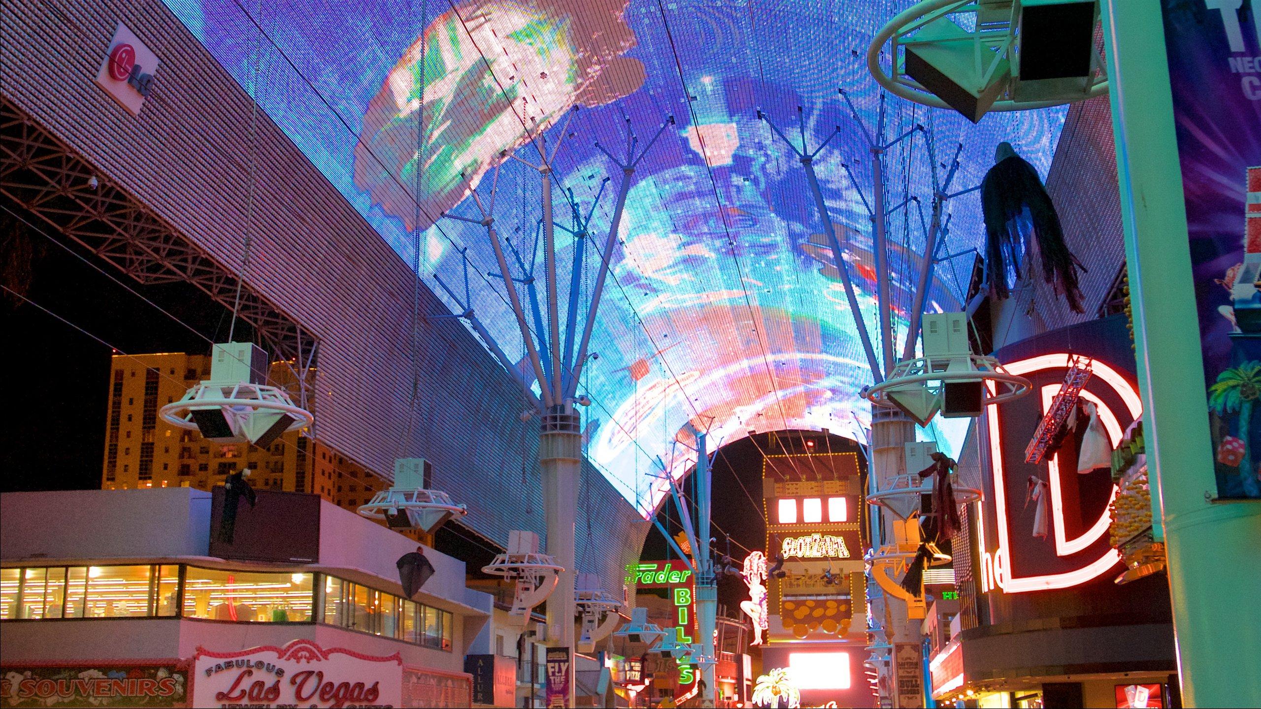 Fremont Street Experience, Las Vegas, Nevada, United States of America