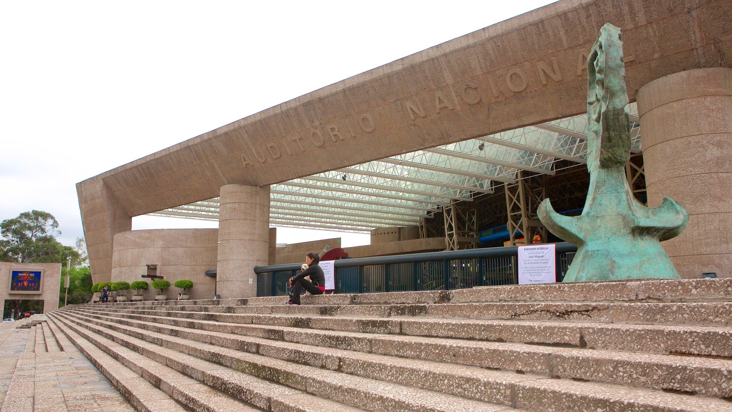 Auditorio Nacional, Mexiko-Stadt, Mexiko