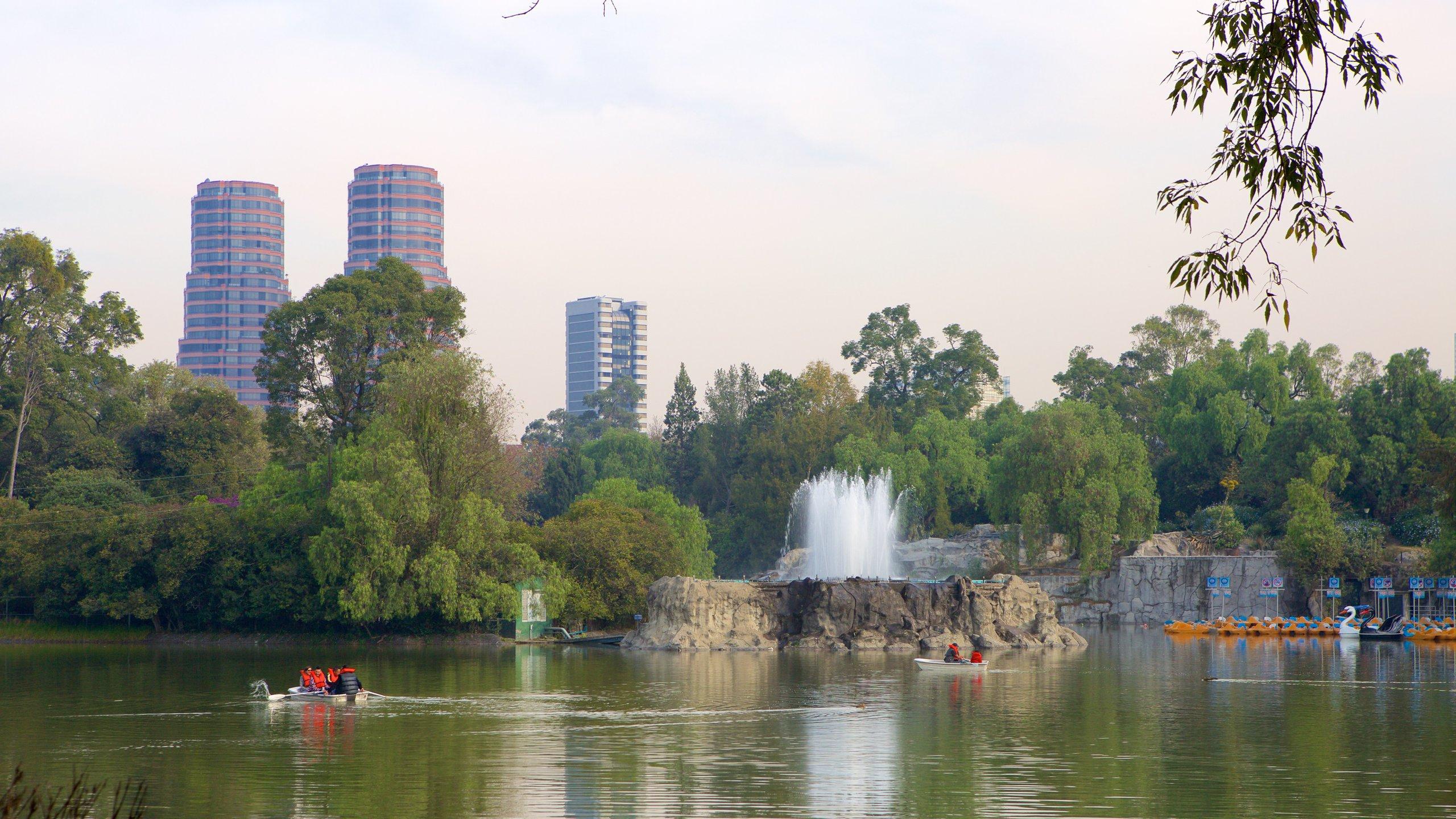 Chapultepec Park, Mexico City, Mexico