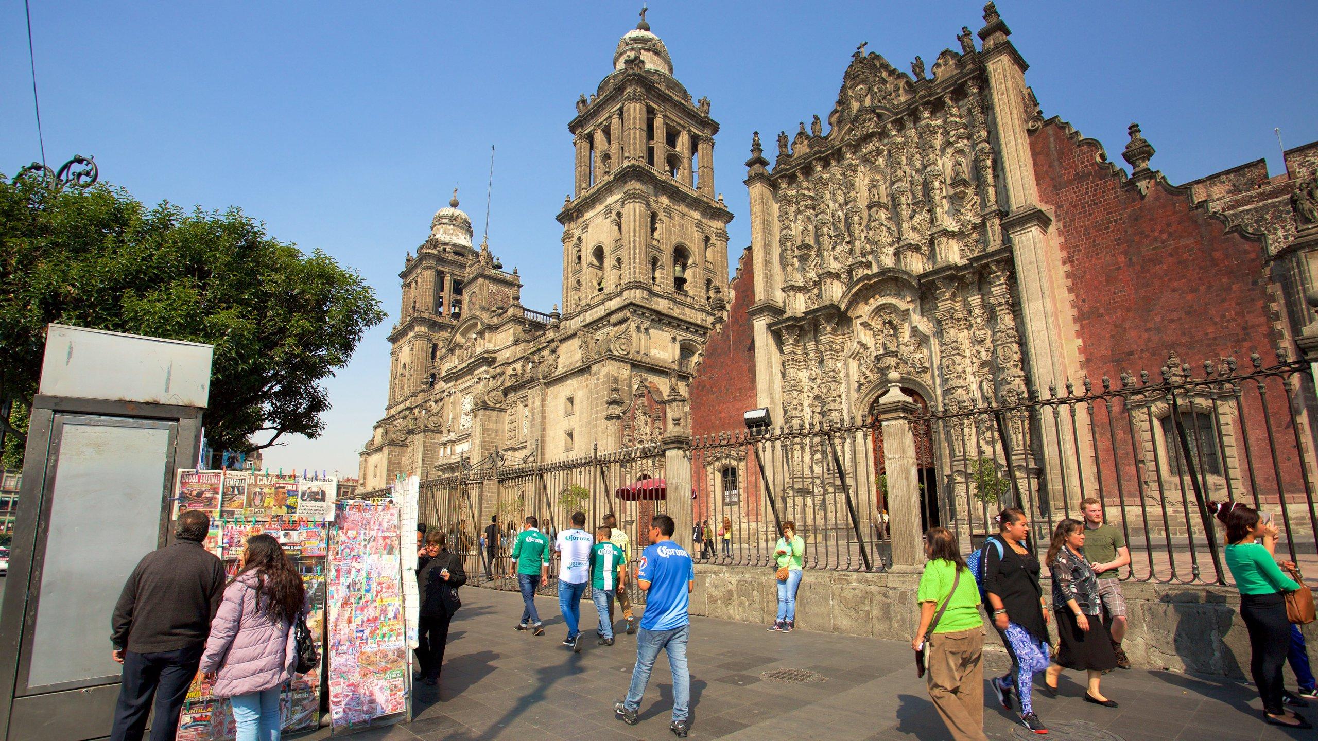 Historic Center, Mexico City, Mexico