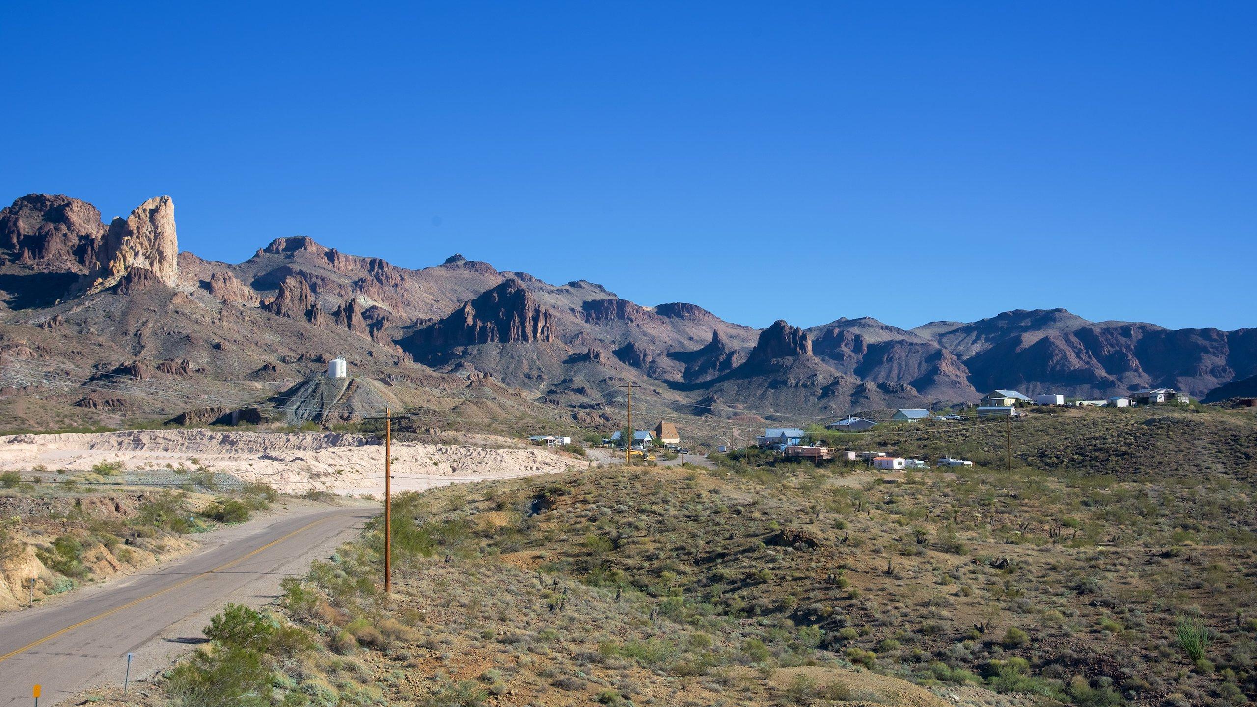 Bullhead City, Arizona, United States of America