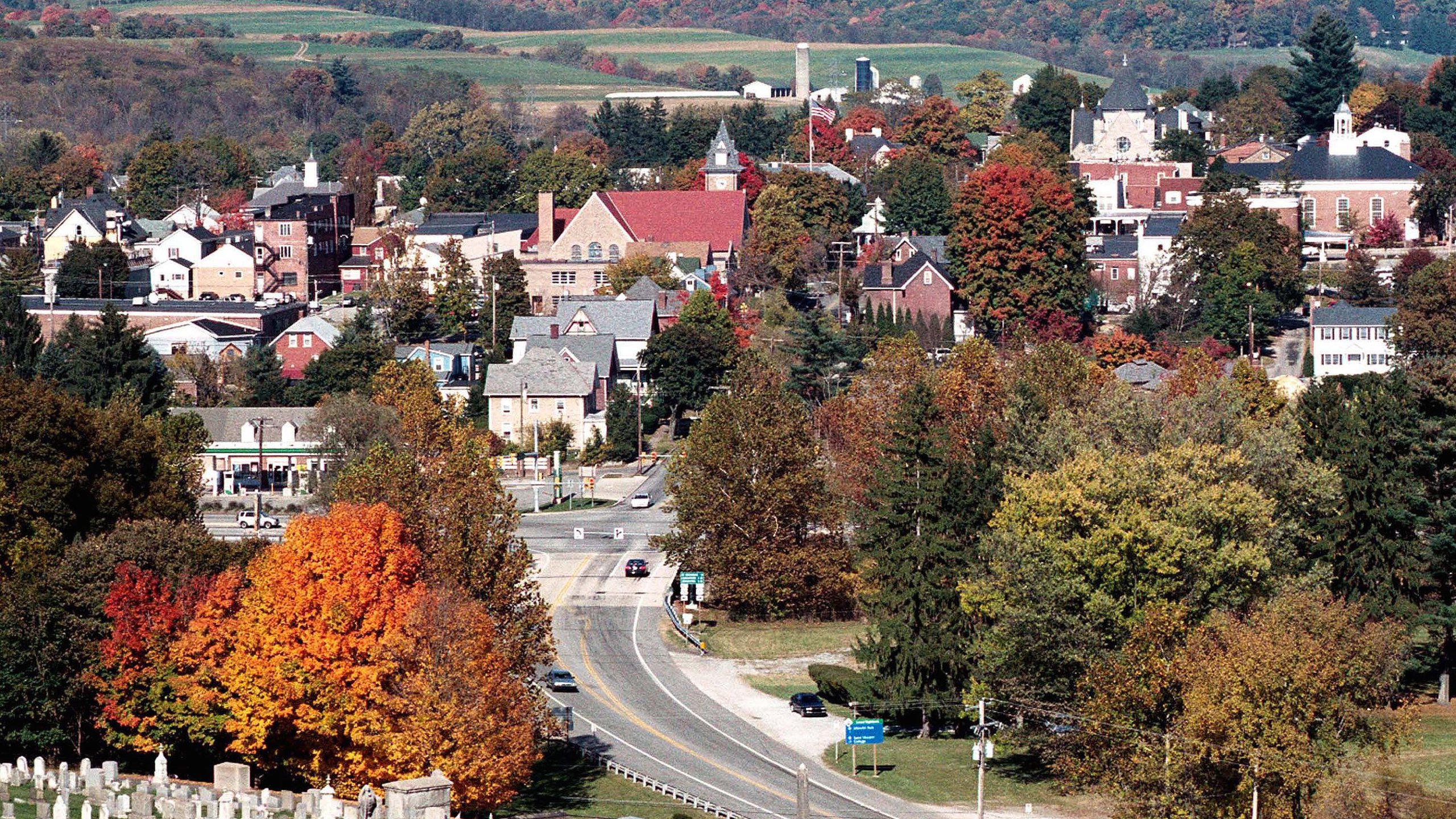 Ligonier, Pennsylvania, United States of America