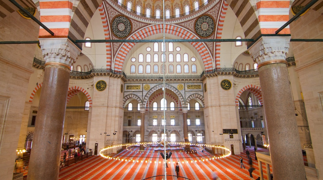 Marmara Region which includes heritage elements, a mosque and interior views