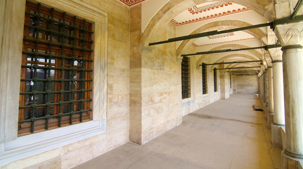 Mesquita Suleymaniye que inclui uma mesquita