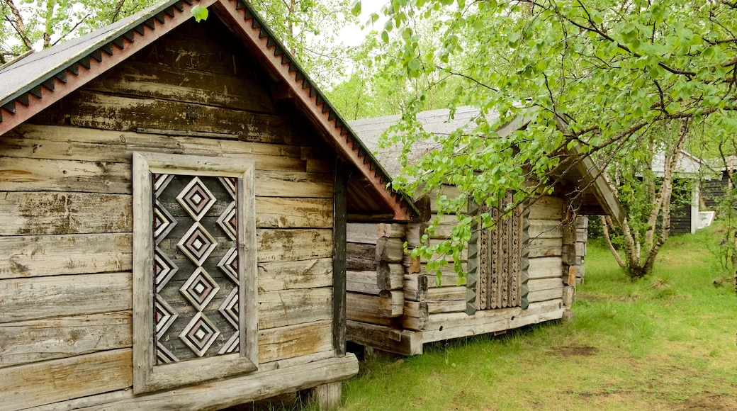 Juhls sølvsmie som inkluderer hus