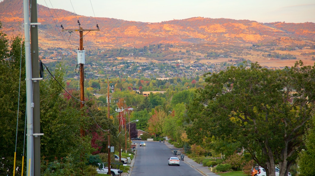 Medford which includes a small town or village