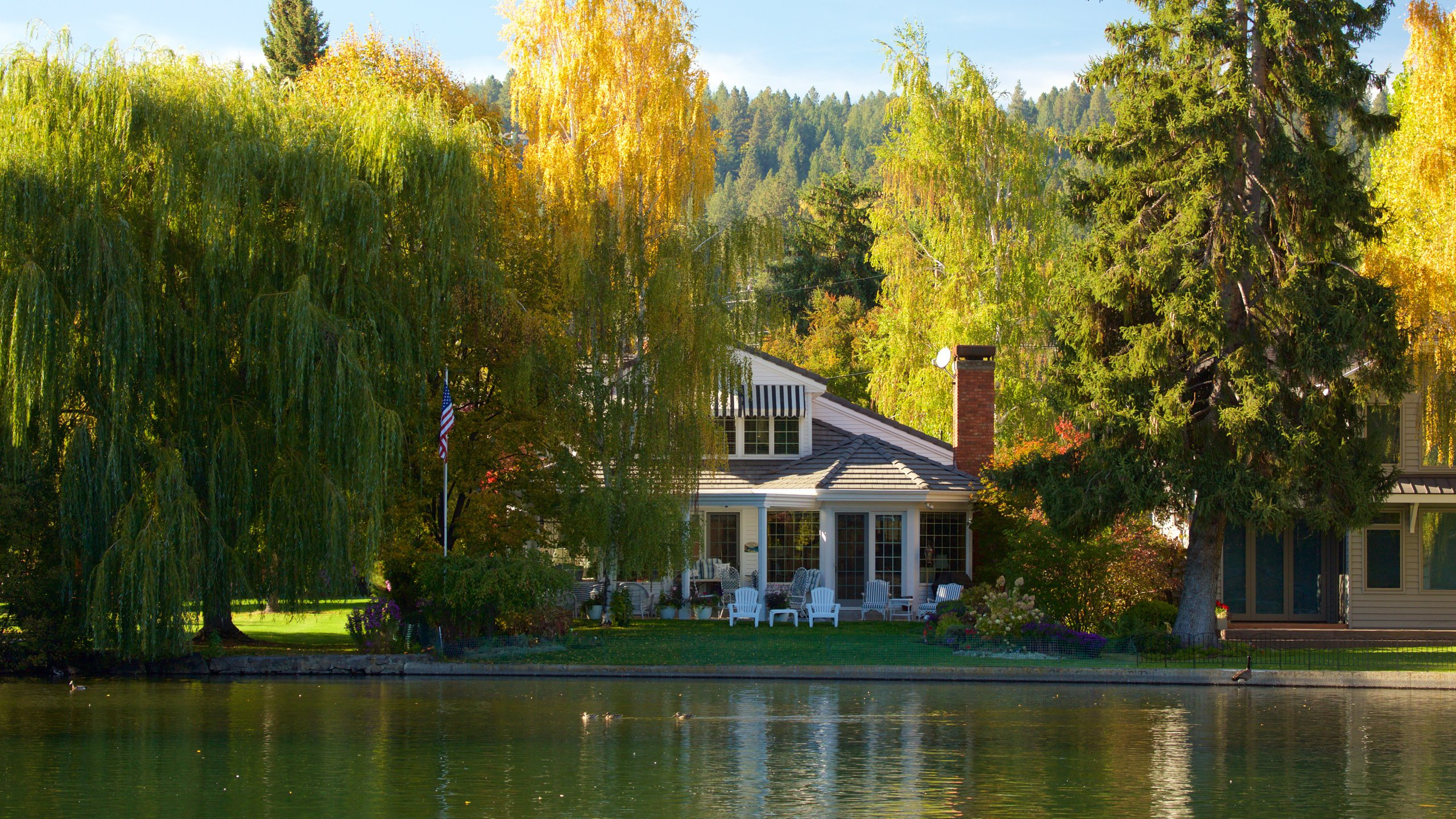 Drake Park, Bend, Oregon, United States of America