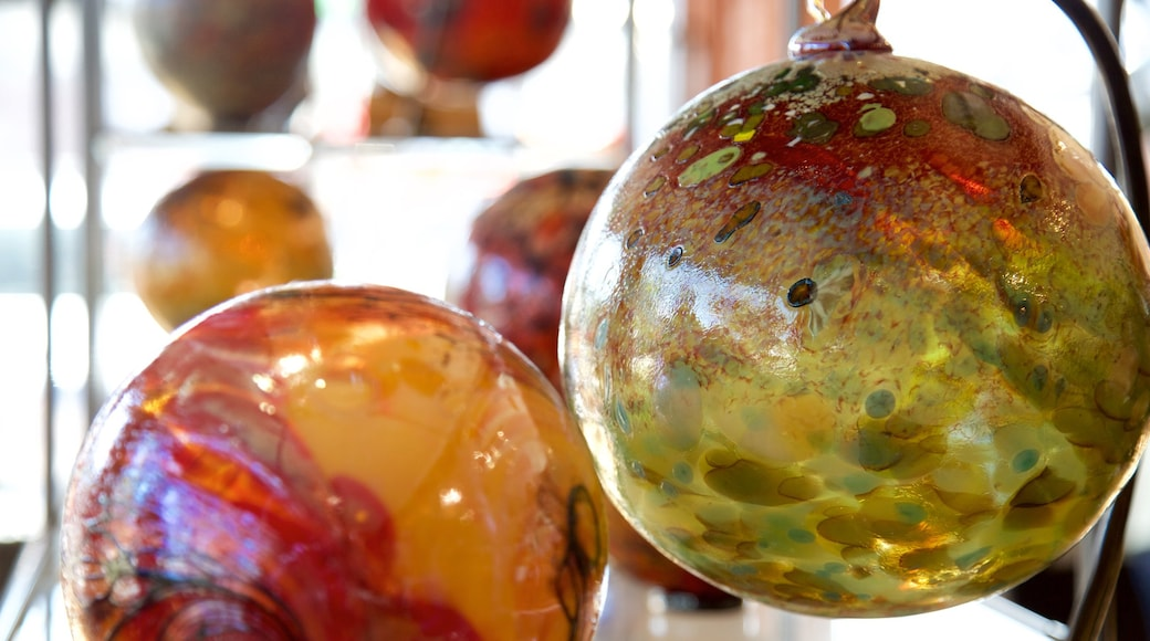 Jennifer Sears Glass Art Studio which includes art