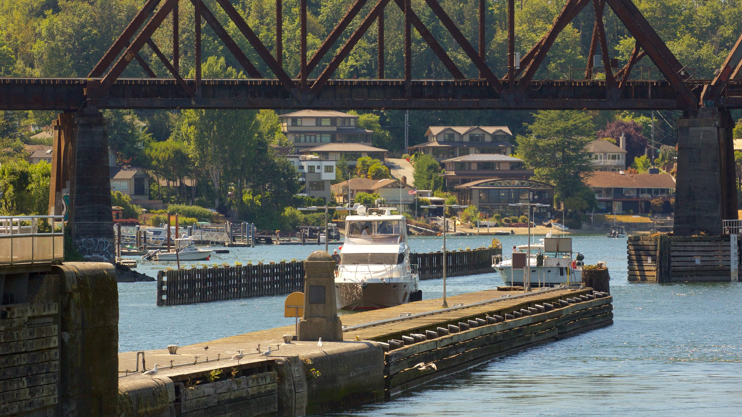 Old Ballard, Seattle, Washington, United States of America