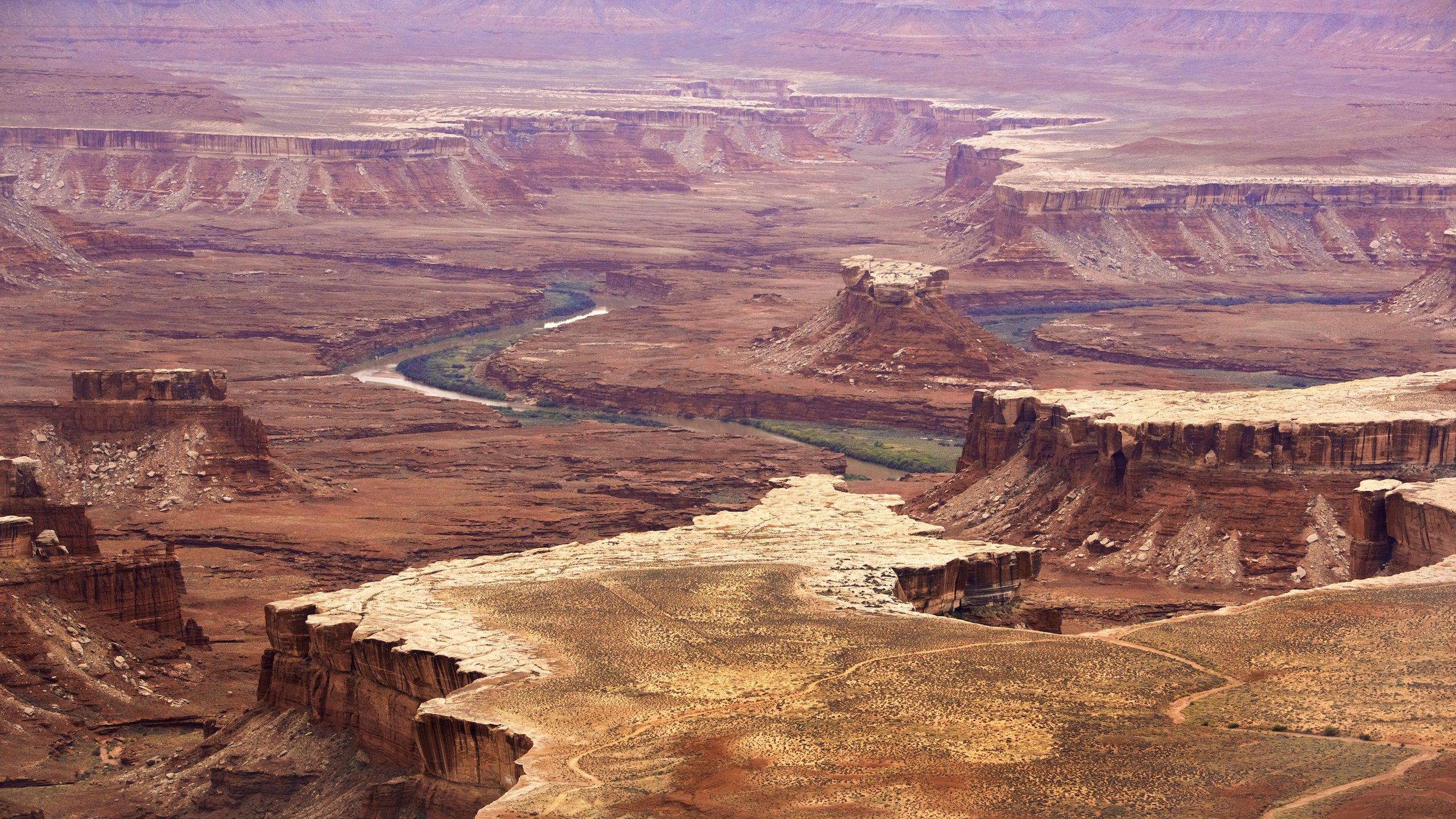 Canyonlands National Park, Moab, Utah, Verenigde Staten