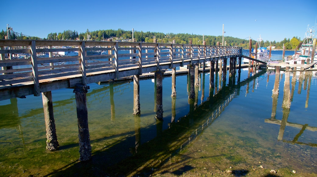 Gig Harbor featuring a bay or harbor