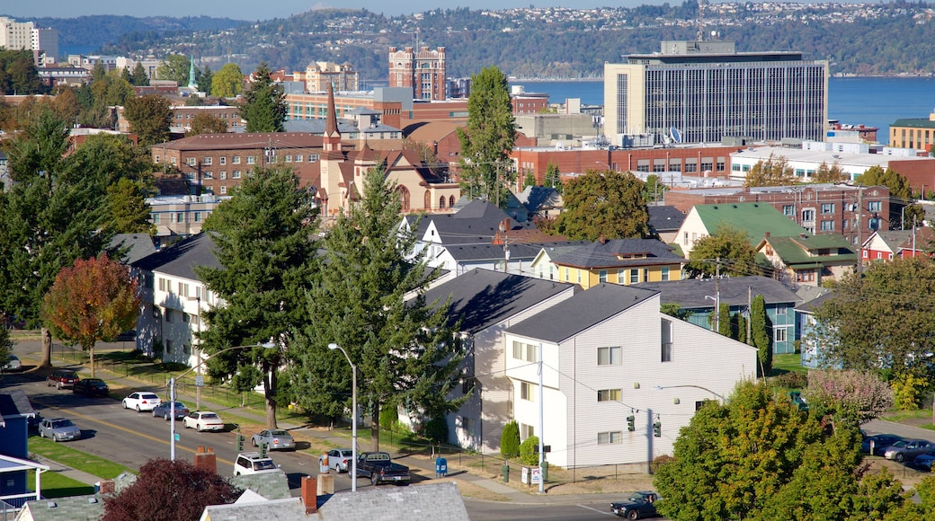 Tacoma which includes a city