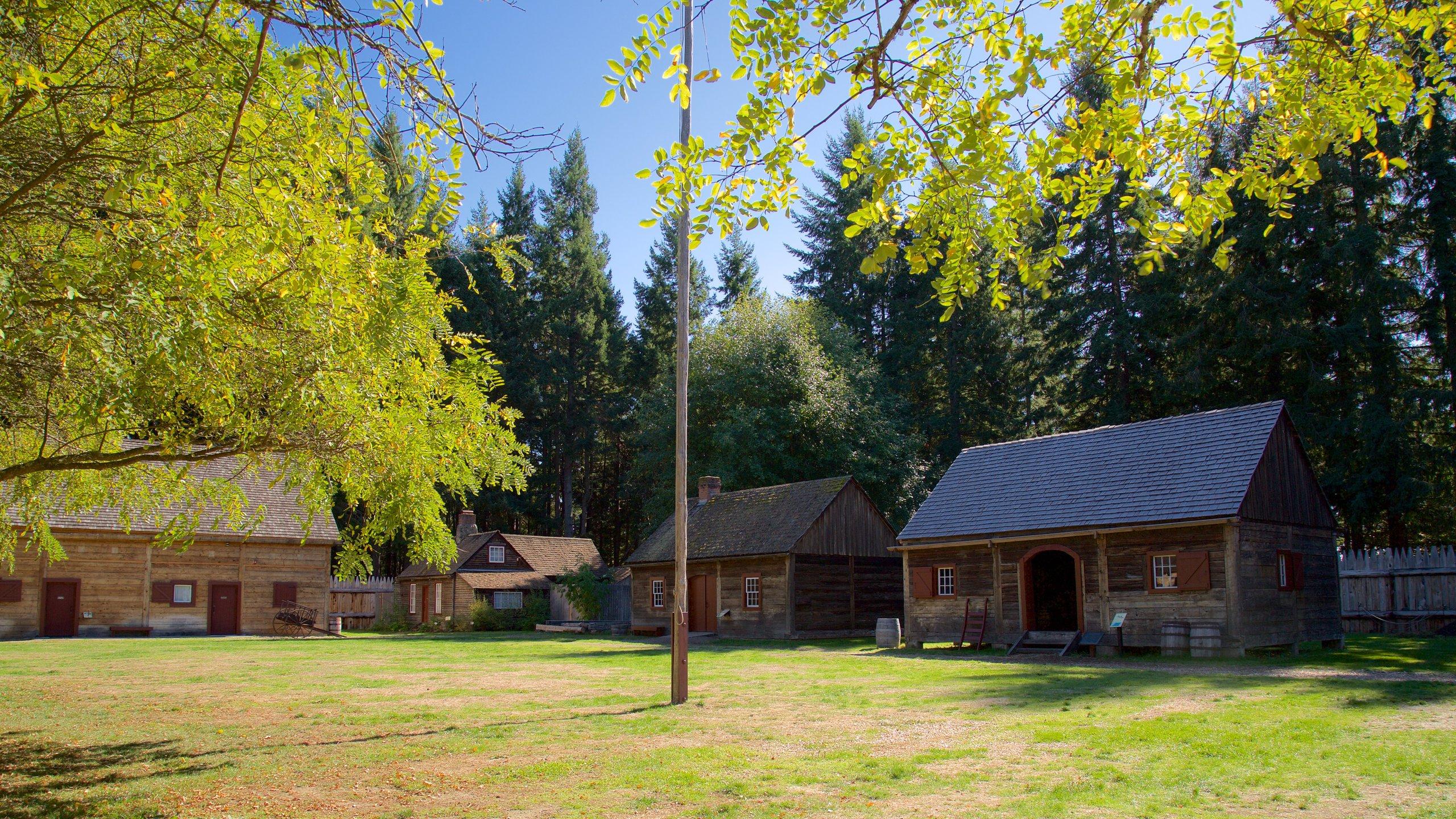 Fort Nisqually Living History Museum, Tacoma, Washington, United States of America