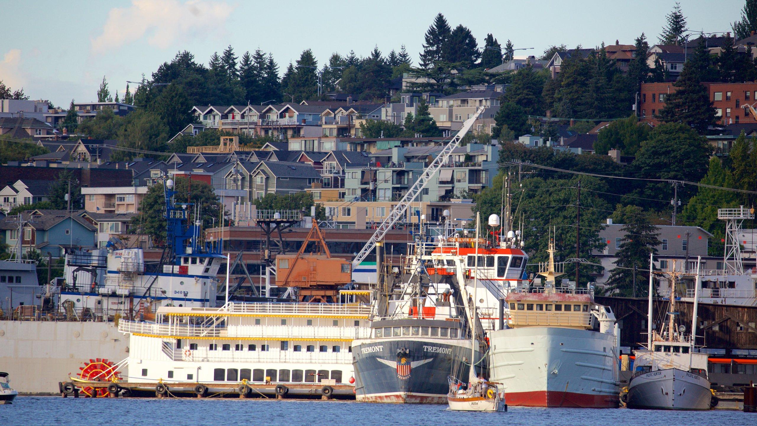 South Lake Union, Seattle, Washington, United States of America