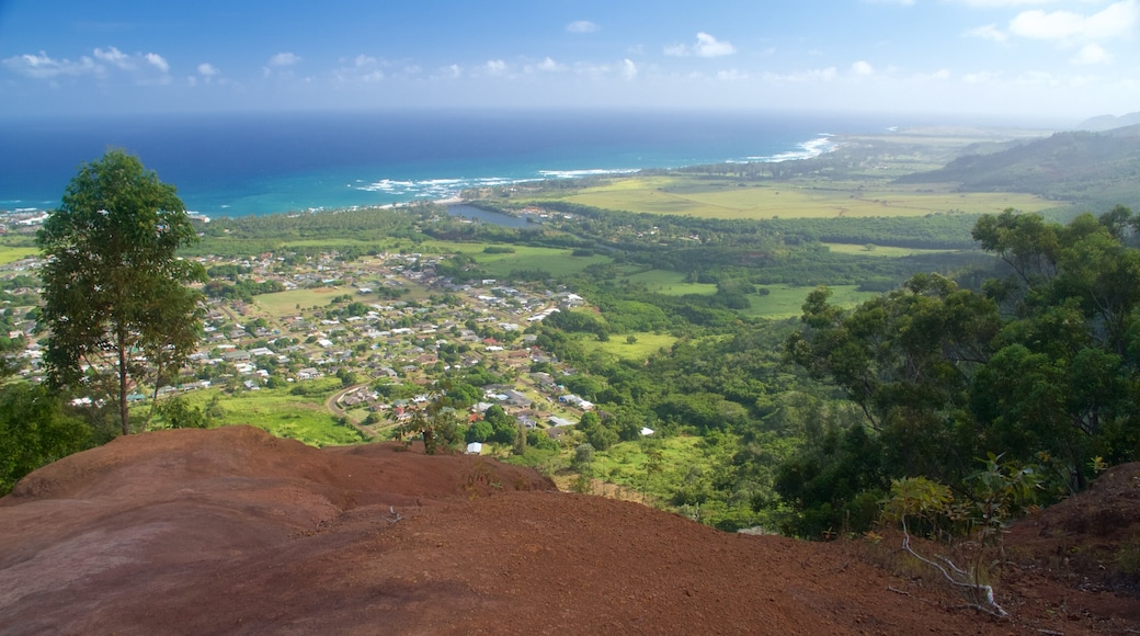 Sleeping Giant Trailhead featuring general coastal views