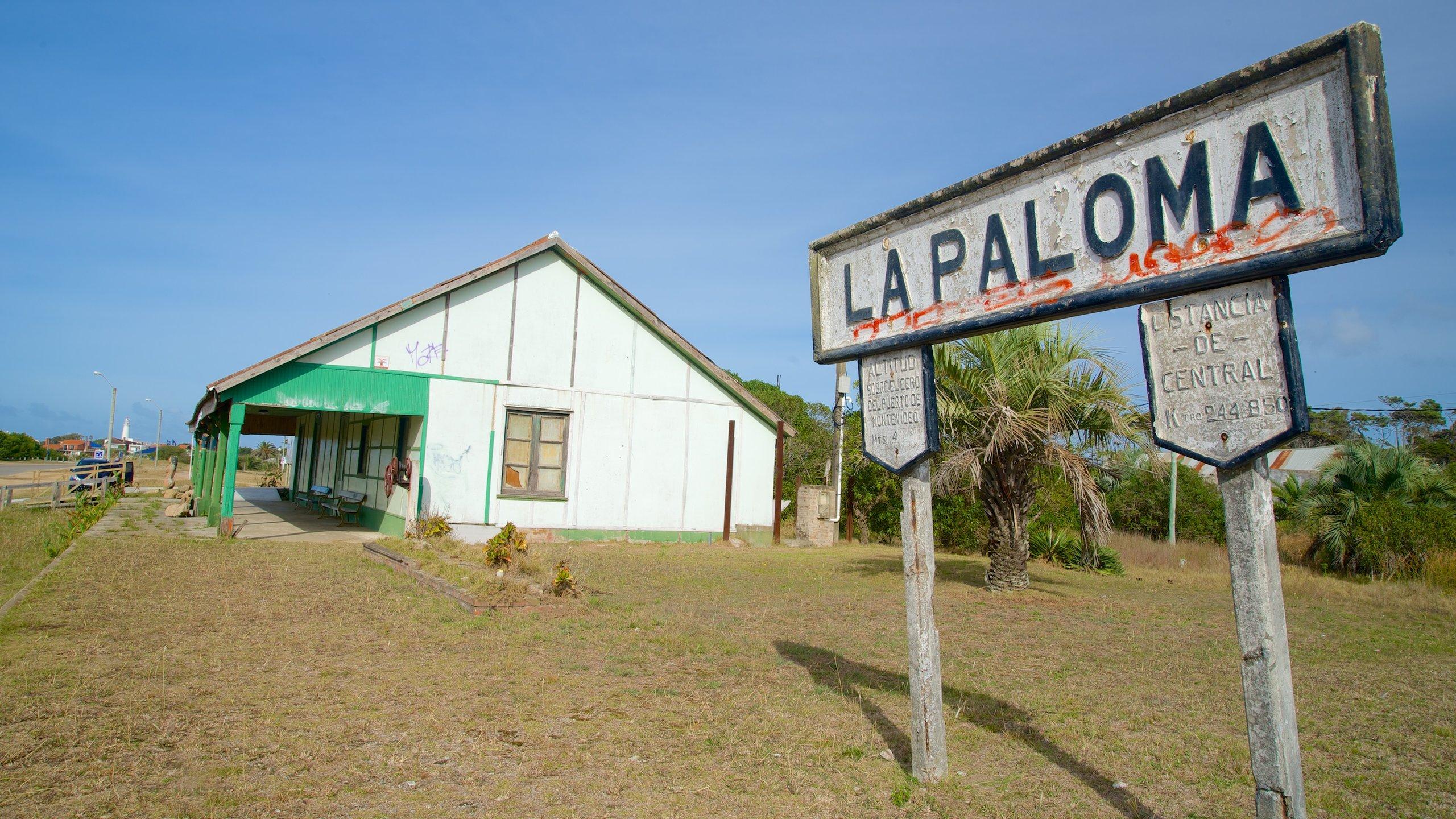 Alter Bahnhof, La Paloma, Rocha, Uruguay