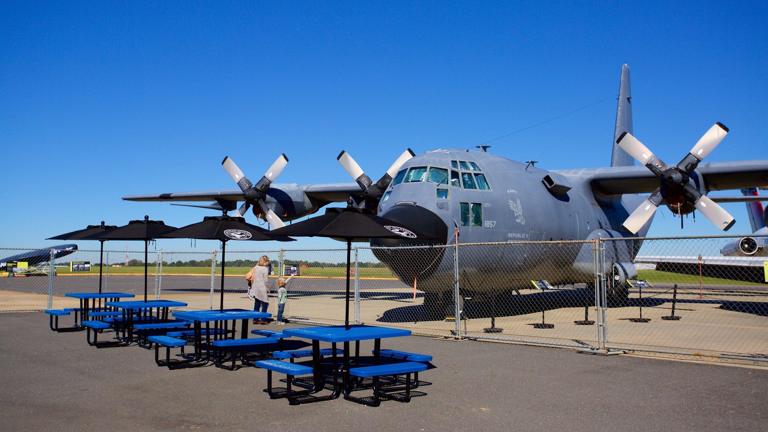 Carolinas Aviation Museum, Charlotte, North Carolina, United States of America