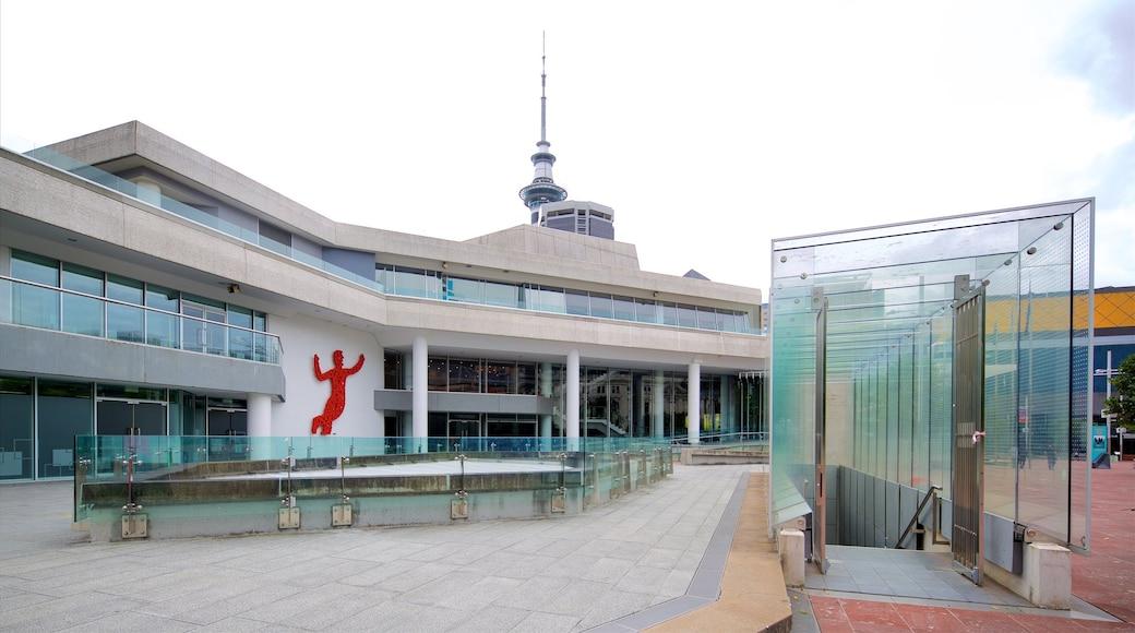 Aotea Centre which includes theater scenes