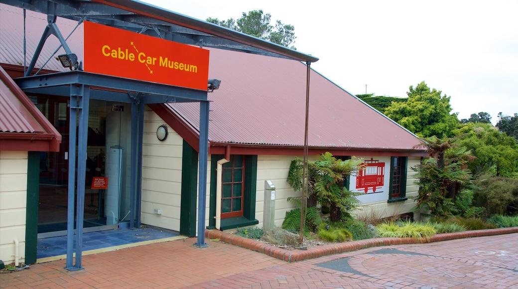 Wellington Region featuring signage