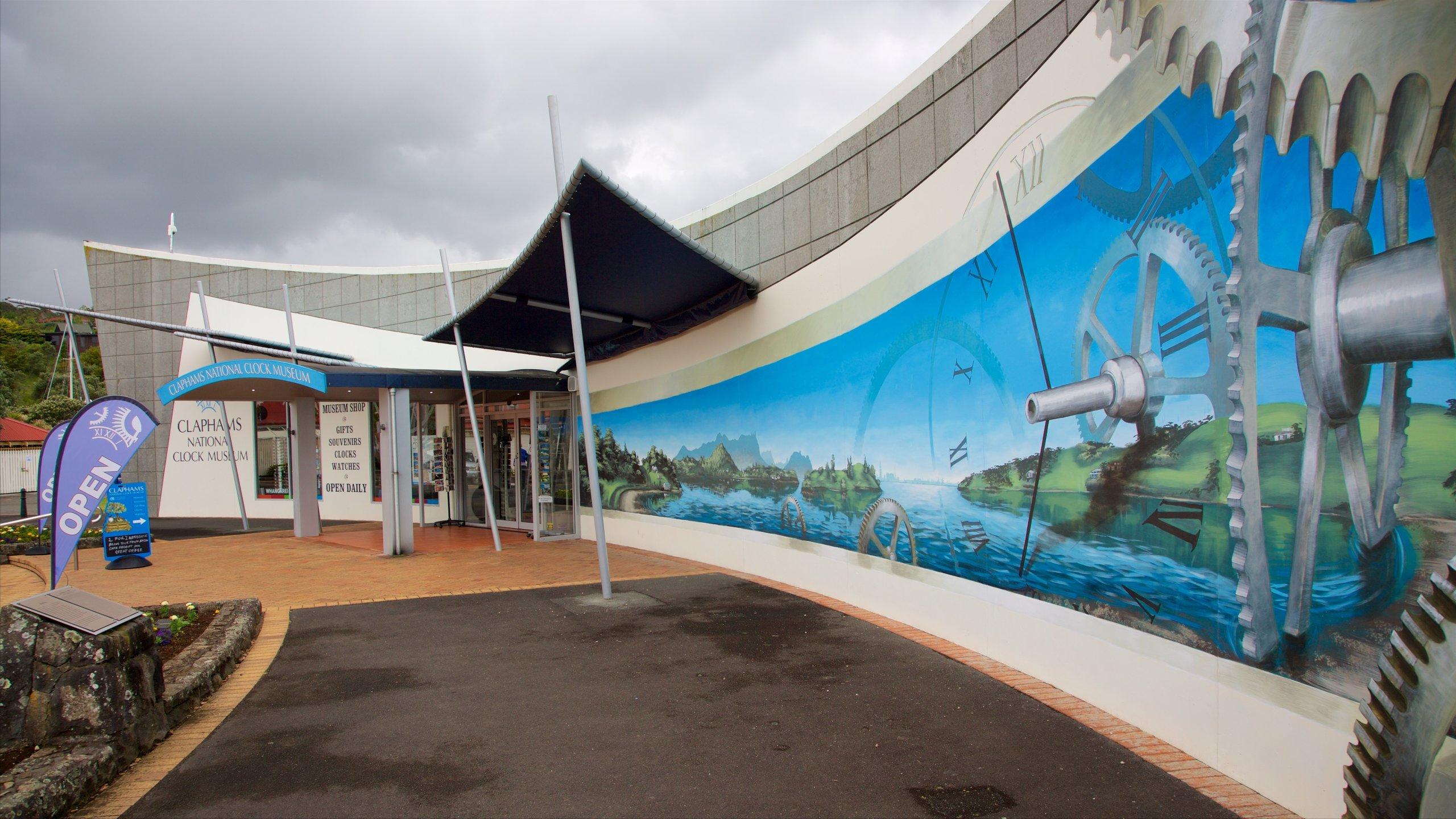 Claphams Clocks, Whangarei, Northland, Neuseeland