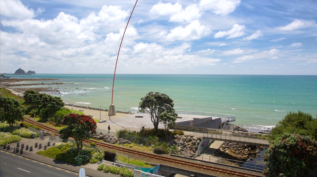 Wind Wand featuring general coastal views, a bay or harbour and rocky coastline