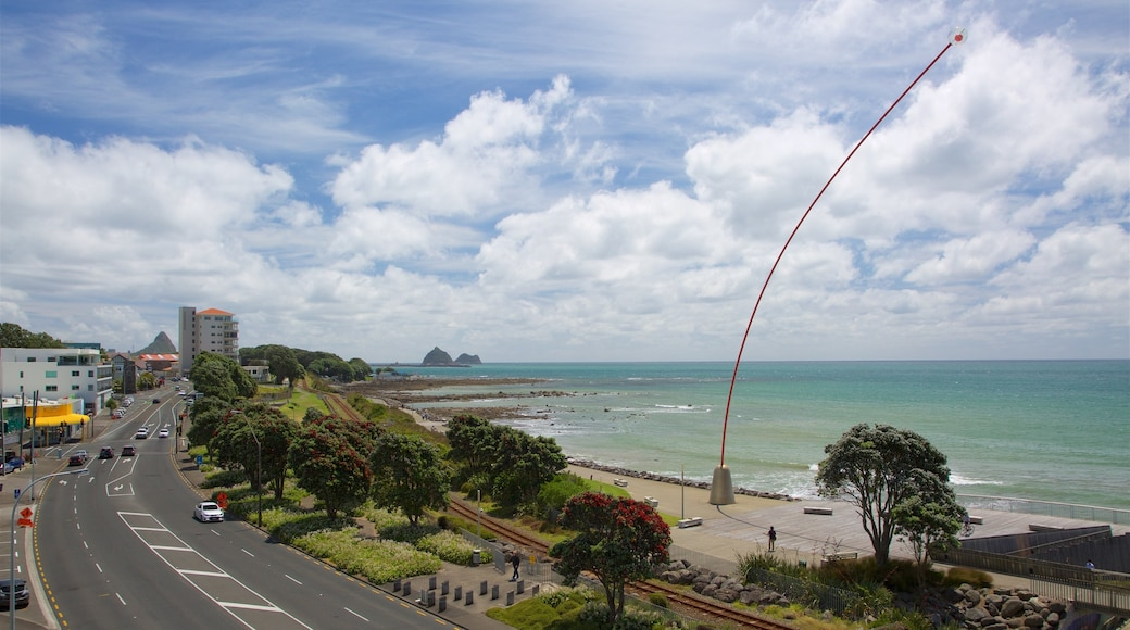 Wind Wand which includes general coastal views, street scenes and a bay or harbour