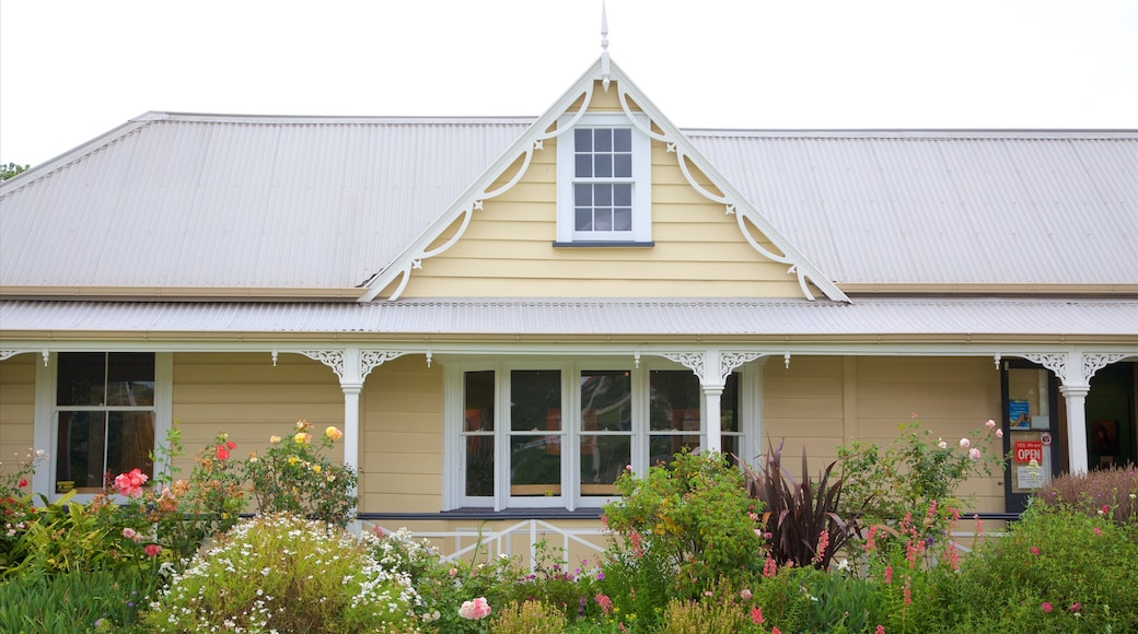 Whangarei showing a house and heritage architecture