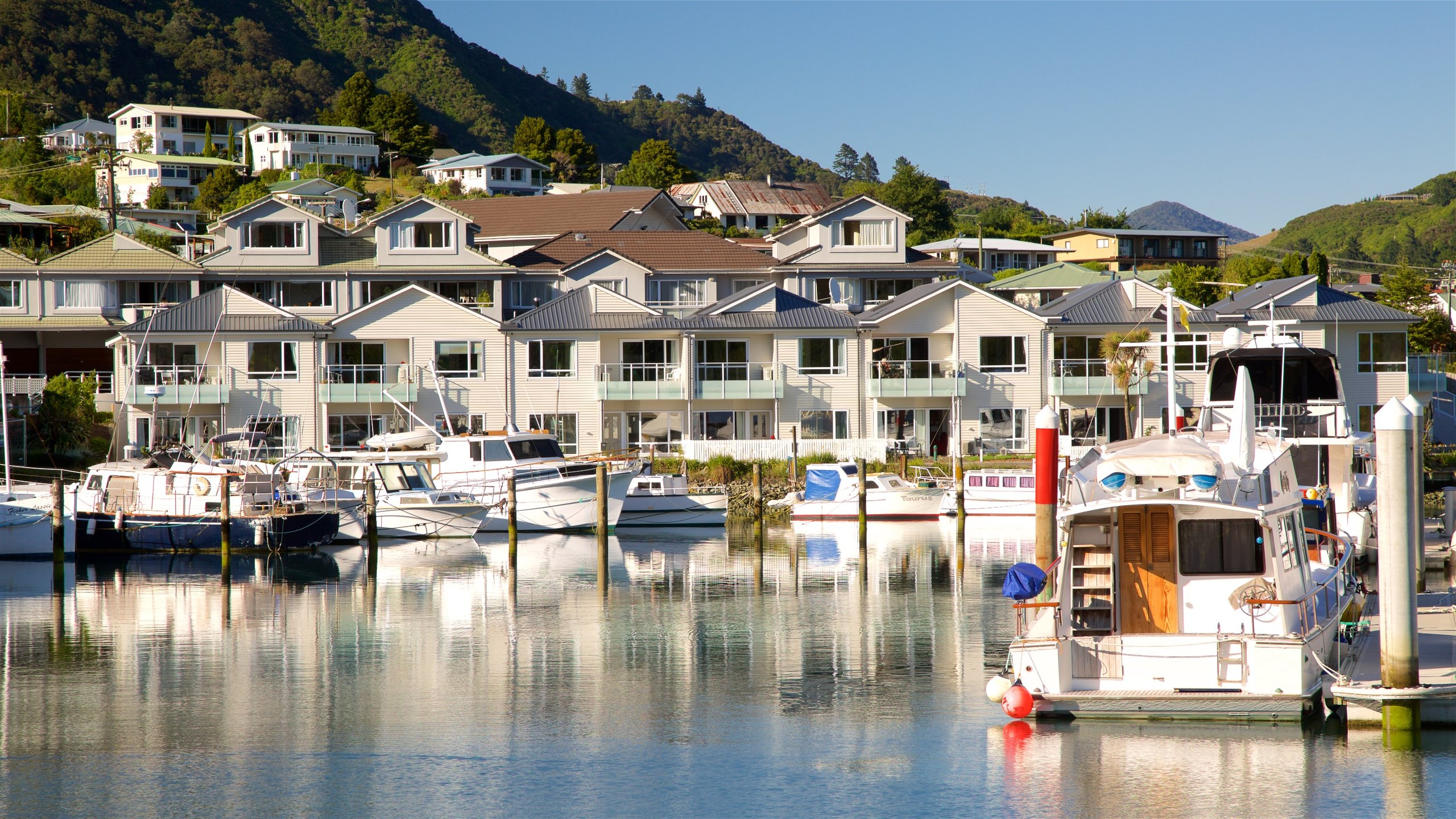 Picton, Marlborough, New Zealand