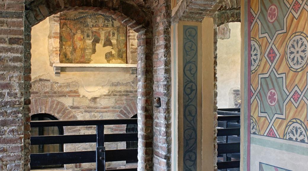 Juliet\'s House แสดง การตกแต่งภายใน และ มรดกทางสถาปัตยกรรม