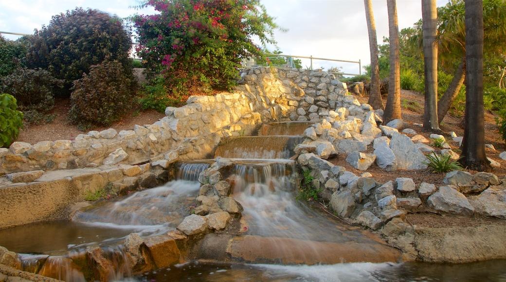 格拉德斯通 呈现出 小瀑布